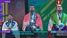 Золото в двоеборье выиграл Евгений Тихонцов на чемпионате мира по тяжелой атлетике Золата ў дваябор'і выйграў Яўген Ціханцоў на чэмпіянаце свету па цяжкай атлетыцы Evgeny Tikhontsov  wins gold at World Weightlifting Championship