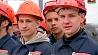 Третий трудовой семестр стартовал на самой масштабной белорусской стройке Трэці працоўны семестр стартаваў на самай маштабнай беларускай будоўлі