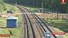 Вблизи Лунинца открыт железнодорожный переезд  Недалёка ад Лунінца адкрыты чыгуначны пераезд