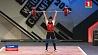 Сборная Беларуси вышла на первое место в медальном зачете на чемпионате Европы в Батуми Зборная Беларусі выйшла на першае месца ў медальным заліку на чэмпіянаце Еўропы па цяжкай атлетыцы National team of Belarus gets on top of medal standings at European Weightlifting Championship