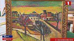 Фонды Национального художественного музея пополнят две картины Пинхуса Кременя Фонды Нацыянальнага мастацкага музеяпапоўняць дзве карціны Пінхуса Крэменя