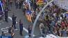 Около полумиллиона человек вышли на демонстрацию в Барселоне   Каля паўмільёна чалавек выйшлі на дэманстрацыю ў Барселоне