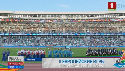 Командное серебро у белорусов. Финал командных соревнований по легкой атлетике