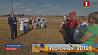 Хлеборобы Витебской области собрали без малого 620 тысяч тонн зерна Віцебскай вобласці сабралі без малога 620 тысяч тон збожжа