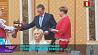 Орден Матери получили 37 женщин Минской области