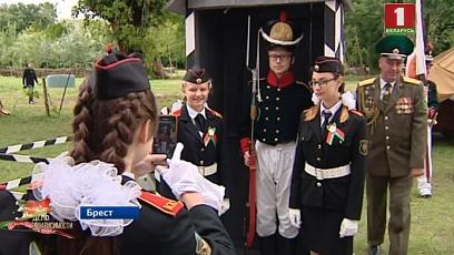 В Бресте празднование Дня Независимости началось с церемонии памяти