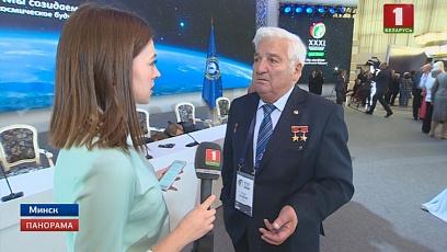 Петр Климук уверен, что космическая отрасль в Беларуси будет развиваться