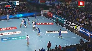 Гандбол. Лига чемпионов. Видеожурнал. (12.11.2019)