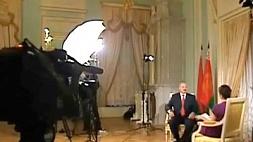 Интервью Президента Республики Беларусь Александра Лукашенко телеканалу Russia Today.
