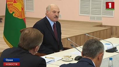 Президент ждет предложений по замене в руководстве правительства после увиденного в Оршанском районе