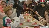Сегодня у православных начались Святки Сёння ў праваслаўных пачаліся Каляды