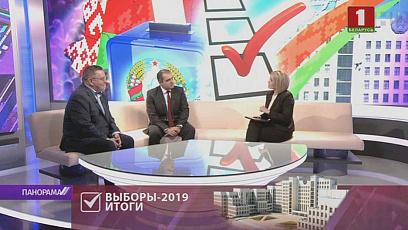Депутаты Геннадий Давыдько и Олег Гайдукевич  о направлениях работы