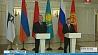 На неделе в Москве встретились премьеры Евразийского экономического союза  На тыдні ў Маскве сустрэліся прэм'еры Еўразійскага эканамічнага саюза  EEU Prime Ministers meet in Moscow