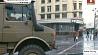 В Брюсселе возобновляет  работу метро, открылись школы У Бруселі аднаўляе  працу метро, адкрыліся школы