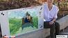 "Белоруска приняла участие в создании фильма о Ван Гоге Беларуска прыняла ўдзел у стварэнні фільма  пра Ван Гога Hundreds or artists take part in creation of animation film ""With Love, Vincent"" about Van Gogh"