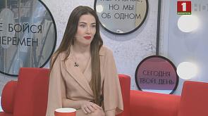 Екатерина Антонова - модель и телеведущая
