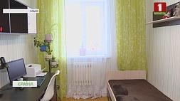 Новый детский дом семейного типа появился в Ельске  Новы дзіцячы дом сямейнага тыпу з'явіўся ў Ельску