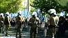 В Греции арестована верхушка ультраправой партии Золотая заря У Грэцыі арыштаваныя вярхі ўльтраправай партыі Залатая зара