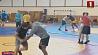 Подготовка к II Европейским играм. Тренировка по борьбе