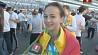 В Сочи состоялось главное спортивное событие фестиваля - забег на 2017 метров  У Сочы адбылася галоўная спартыўная падзея фэсту - забег на 2017 метраў
