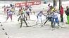 На первом этапе Кубка мира по биатлону в Эстерсунде сегодня день спринтерских гонок На першым этапе Кубка свету па біятлоне ў Эстэрсундзе сёння дзень спрынтарскіх гонак Today is day of sprint races in first stage of World Cup in Ostersund