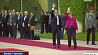 Эммануэль Макрон и Ангела Меркель выразили готовность реформировать Евросоюз Эмануэль Макрон і Ангела Меркель выказалі гатовасць рэфармаваць Еўрасаюз