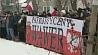 В Польше прошли акции протеста против размещения в стране беженцев  У Польшчы прайшлі акцыі пратэсту супраць размяшчэння ў краіне бежанцаў