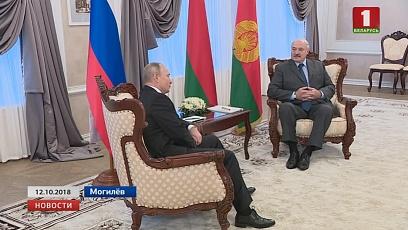 76 документов между Беларусью и Россией подписаны по итогам V Форума регионов