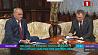 Устойчивый диалог на высшем уровне. О развитии сотрудничества Беларуси и Сербии говорили во Дворце Независимости