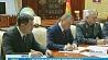 На неделе Александр Лукашенко провел совещание по политическим вопросам На тыдні Аляксандр Лукашэнка правёў нараду па палітычных пытаннях Alexander Lukashenko holds meeting on political issues