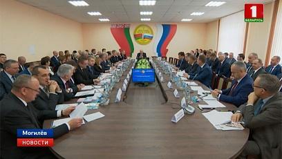 V Форум регионов Беларуси и России собрал в Могилеве более 2 тысяч участников