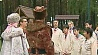 Группа японских детей проводит каникулы на Нарочи Група японскіх дзяцей праводзіць канікулы на Нарачы