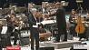 На сцене Дворца Республики - совместный гала-концерт австрийских музыкантов и Президентского оркестра Беларуси  На сцэне Палаца Рэспублікі - сумесны гала-канцэрт аўстрыйскіх музыкантаў і Прэзідэнцкага аркестра Беларусі  Austrian musicians and Belarus' Presidential Orchestra perform joint concert at Palace of Republic