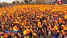 В Испании прошла акция протеста против политики правительства в отношении Каталонии У Іспаніі прайшла акцыя пратэсту супраць палітыкі ўрада ў дачыненні Каталоніі