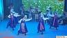 """""""Хорошки"""" отправляются в большое европейское турне """"Харошкі"""" адпраўляюцца ў вялікае еўрапейскае турнэ Khoroshki dance ensemble to go on European tour"""