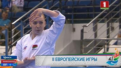 """На """"Чижовка-Арене"""" каратисты разыграли 6 комплектов наград"""