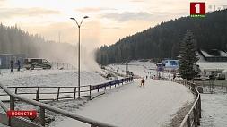 Четвертый этап Кубка мира по биатлону сегодня продолжится спринтерской гонкой среди мужчин  Чацвёрты этап Кубка свету па біятлоне сёння працягнецца спрынтарскай гонкай сярод мужчын  4th stage of Biathlon World Cup to continue today with men's sprint race