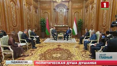 Таджикистан принял саммит СНГ и передал председательство в объединении Туркменистану