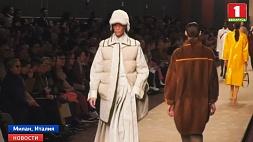 На Неделе моды в Милане прошел последний показ Fendi, созданный Карлом Лагерфельдом На Тыдні моды ў Мілане прайшоў апошні паказ Fendi, створаны Карлам Лагерфельдам