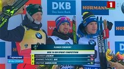 Три белоруса завоевывают очки в мужском спринте на четвертом этапе Кубка мира Тры беларусы заваёўваюць ачкі ў мужчынскім спрынце на чацвёртым этапе Кубка свету 3 Belarusians win points in men's sprint at 4th stage of World Cup