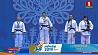 Четыре медали принес белорусским спортсменам четвертый день II Европейских игр Чатыры медалі прынёс беларускім спартсменам чацвёрты дзень II Еўрапейскіх гульняў Four medals won by Belarusian athletes on  4 day of the 2nd European Games
