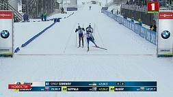 Сразу две спринтерские гонки в программе пятого этапа Кубка мира по биатлону в немецком Рупольдинге Адразу дзве спрынтарскія гонкі ў праграме пятага этапа Кубка свету па біятлоне ў нямецкім Рупальдынгу Two sprint races to be held within 5th stage of Biathlon World Cup in Ruhpolding, Germany