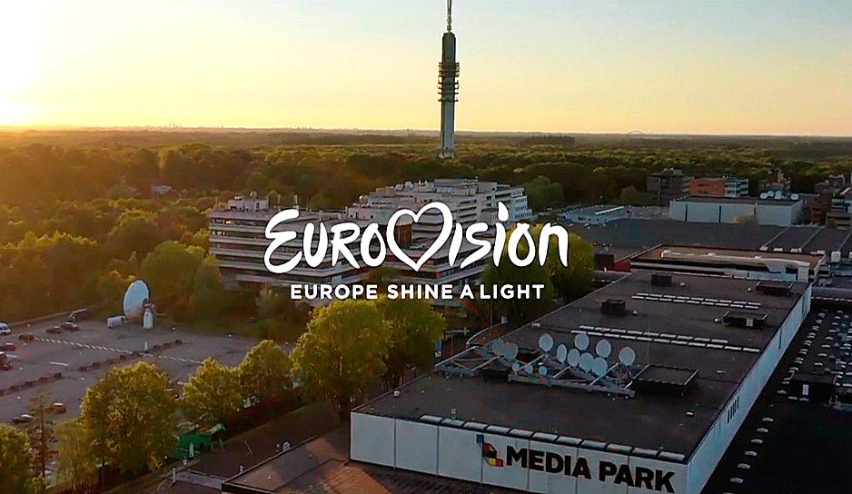 Евровидение 2020 Europe Shine a Light